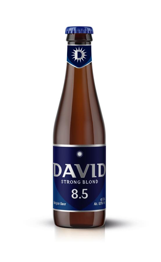 DAVID 8.5 Strong Blond