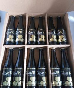Tripel K blond bierbox